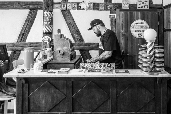 Reportage Barber Schorndorf