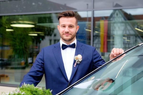 Hochzeitsfotograf in Heilbronn-Leingarten