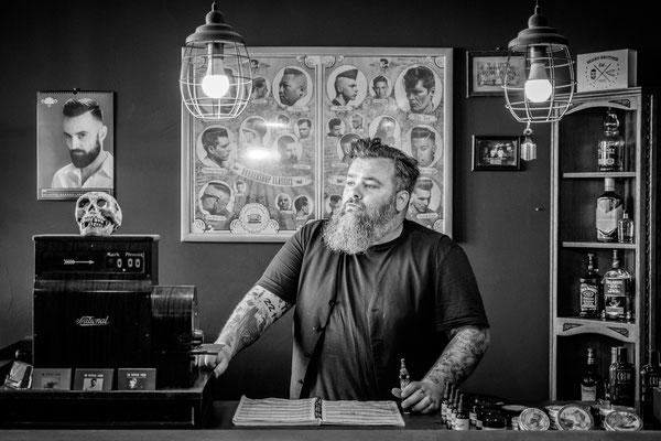 Portrait Barber Leonberg
