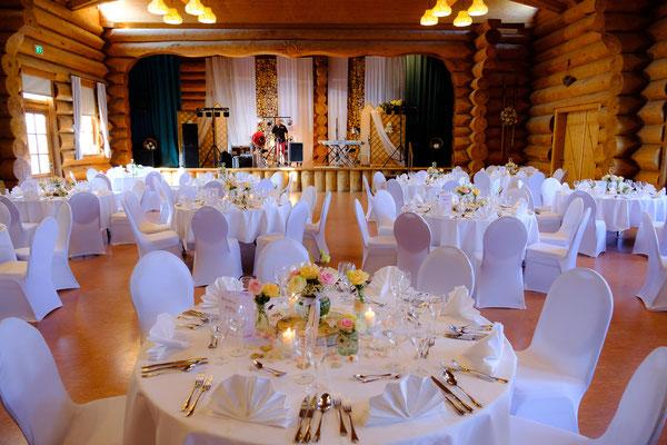 Hochzeitsfeier Fautenhau Alm Aspach