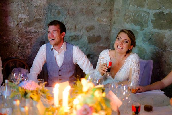 Hochzeitsfeier auf Burg Lichtenberg in Oberstenfeld