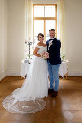 Brautpaarshooting in der Weinvilla Heilbronn