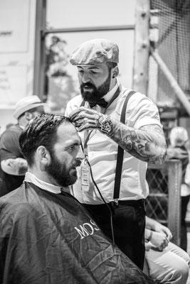 Fotoreportage Barber