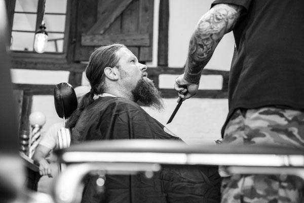 Fotoreportage Barber Schorndorf
