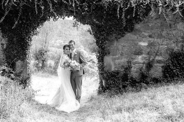 Brautpaar Torbogen Hochzeit Oberstenfeld