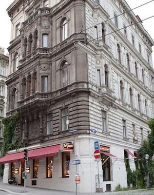 'Hofmühlgasse 14 Bilderrahmen Gregor Eder 1060 Wien