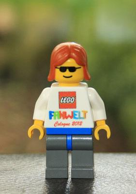 LEGO Fanwelt 2012 in Köln