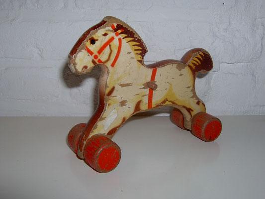 LEGO wood horse 1950's