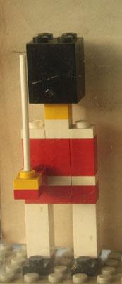 """""""FANTASY IN LEGO"""" Guardsmen late 1960's"""