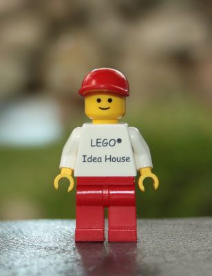 Idea house. Employee museum. Founding house and first production.