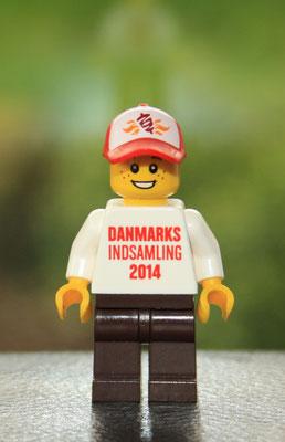 Danmarks Indsamling 2014 for charity
