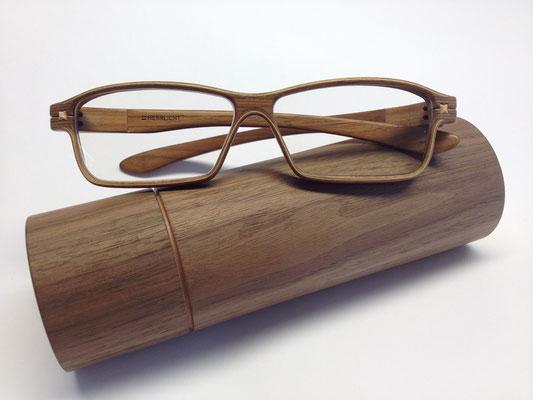 Herrlicht Holzbrille