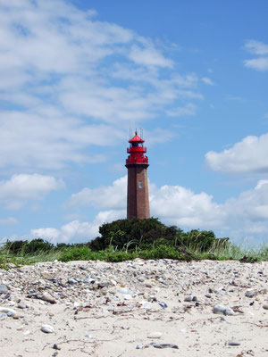 Flügger Leuchtturm Quelle: Tourismus-Service Fehmarn
