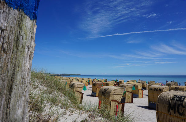 Südstrand Quelle: Tourismus-Service Fehmarn Foto: Almut Wiemold