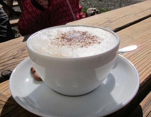 Café im Wasservogelreservat Wallnau