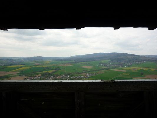 Rundumsicht vom Turm (1)