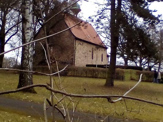 St. Brigida - geweiht durch iroschottische Mönche 6/7.Jhdt.