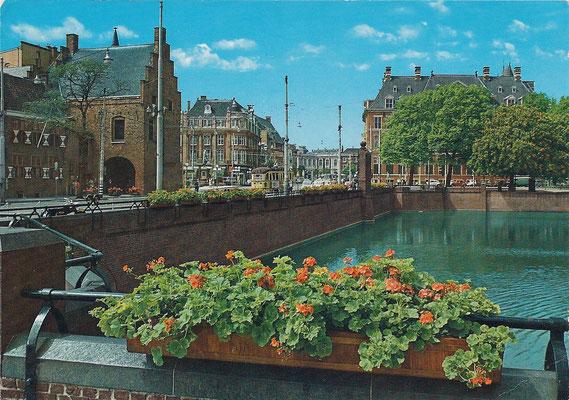 Ansichtkaart Gevangenpoort Den Haag 46