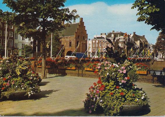 Ansichtkaart Gevangenpoort Den Haag 45