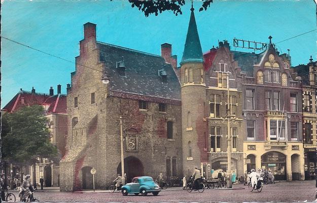 Ansichtkaart Gevangenpoort Den Haag 42