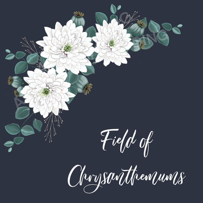 chrysanten in bruidsboeket