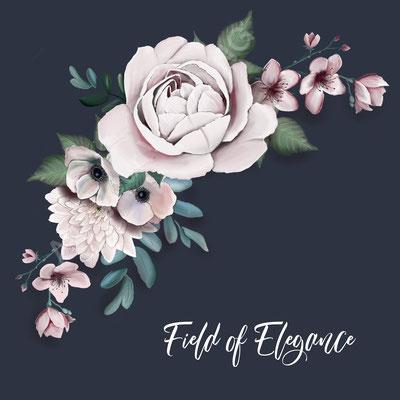 bloemen op jouw spijkerjasje
