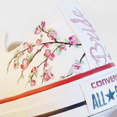 bloemen op all stars