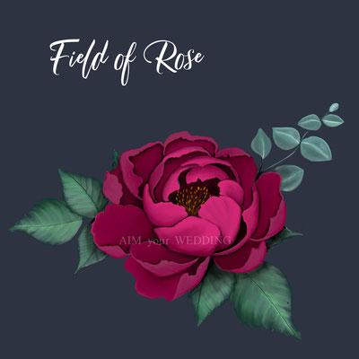 pioenroos in roze