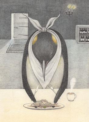移動式レストラン(ペンギン)