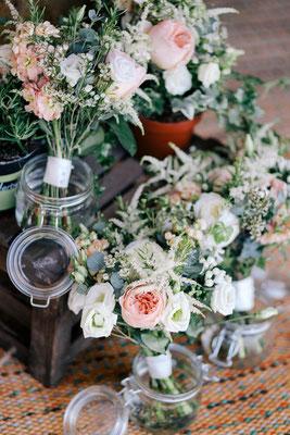 Beispiel Blumenarrangement