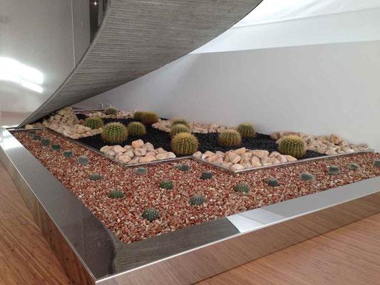 Dise o de jardines interiores nuevos jardines tienda - Diseno de jardines interiores ...
