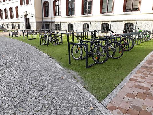 Sportanlage Berufliches Schulzentrum für Wirtschaft und Technik (BSZ) in Bautzen - 2016
