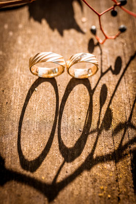 20er Jahre Wedding Shooting - Ringe