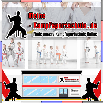 meine Kampfsportschule suchen und finden online