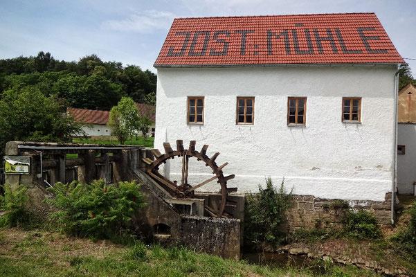 Jostmühle bei Jennersdorf