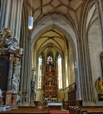 Kirche Eggenburg