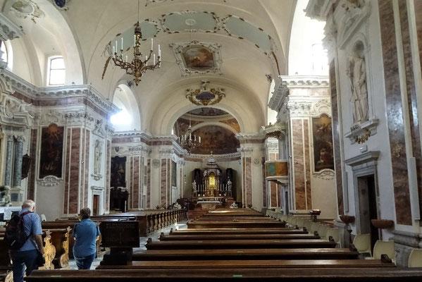 Kirche Borgo