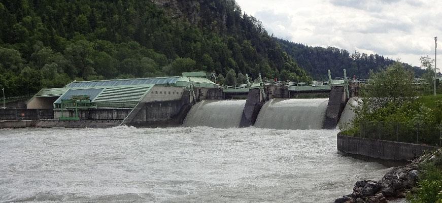 Wasserüberschuß