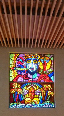 in der modernen Kirche