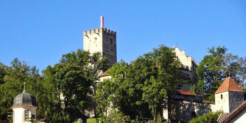 und Burg