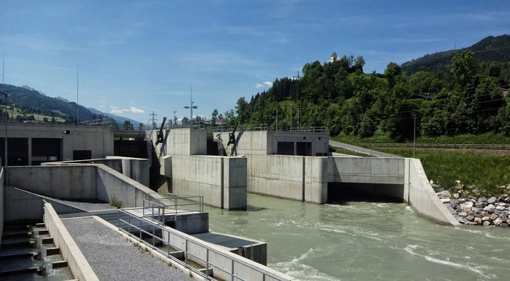 Kraftwerk Taxenbach an der Salzach