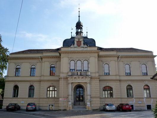 Finanzamt von Bad Radkersburg