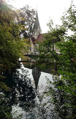 Blautopf mi Klosterkirche