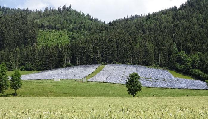 Sonnenkraft bei Judenburg