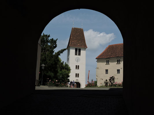 durch das Salzburger Tor