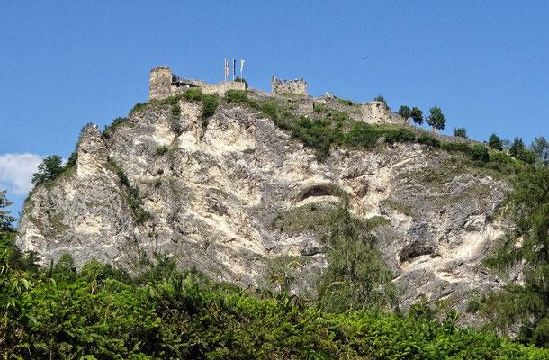 Burg zu Griffen ohne Handke