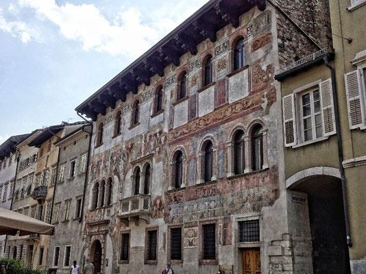 In der FUZO von Trento