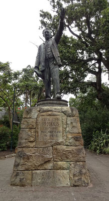 Begründer Rhodesiens