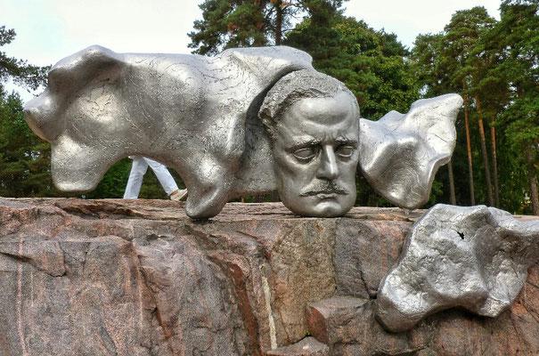 Sibelius Denkmal