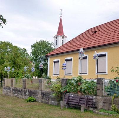 Windräder in Holzschlag